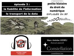 Hors Série - Episode 3 - Histoire du droit du numérique - NoLimitSecu