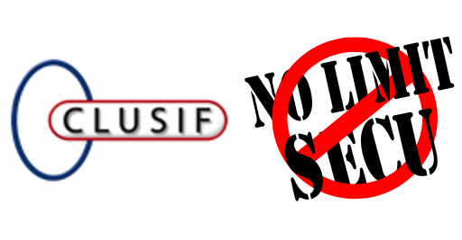 NoLimitSecu - CLUSIF - 512