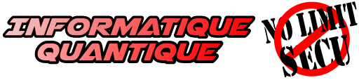 NoLimitSecu - Informatique Quantique - 512